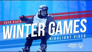 2020 State Winter Games Highlight Video