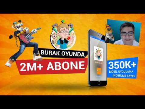 Cheetos - Burak Oyunda Mobile App Partnership