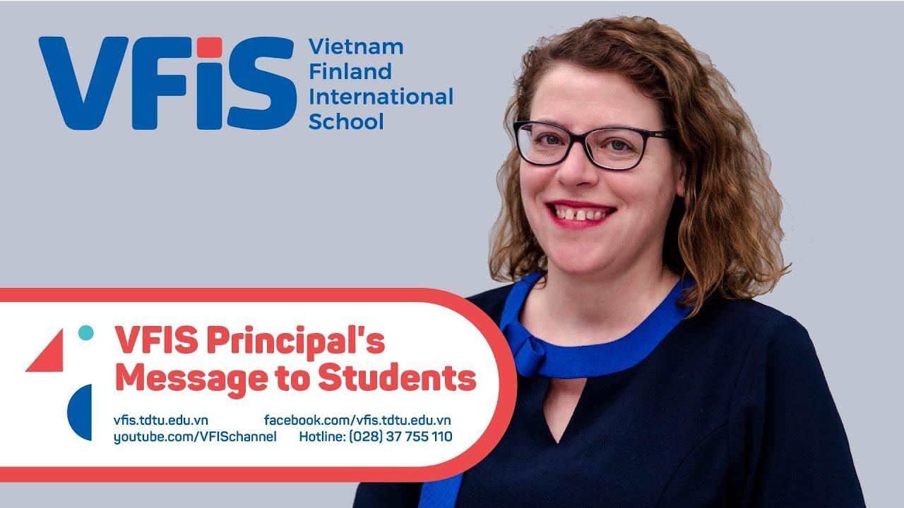 [VFIS] VFIS Principal's message to students amid coronavirus outbreak