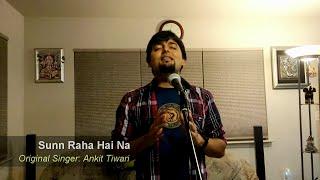 Beats and Beyond: Sunn Raha Hai Na - Aashiqui 2 | Karaoke Live Cover by Khanjan Damania