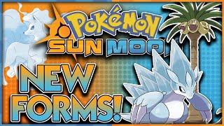 NEW POKEMON FORMS CONFIRMED! DRAGON EXEGGUTOR? ICE NINETALES! POKEMON SUN AND MOON NEWS AND THEORIES