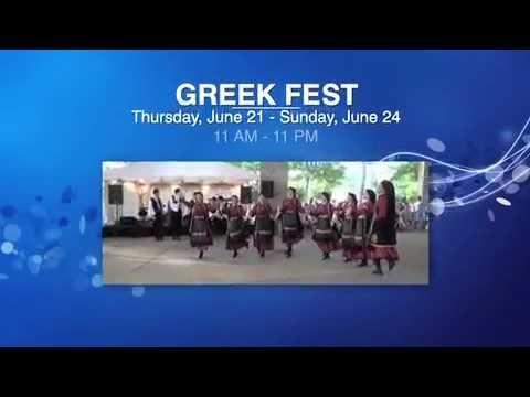 Fort Wayne Greekfest 2012