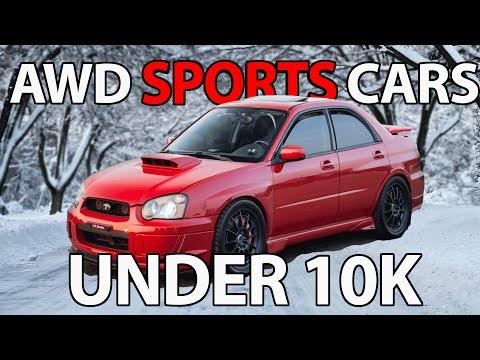 Top 5 AWD Sports Cars Under 10K | AWD Performance Cars