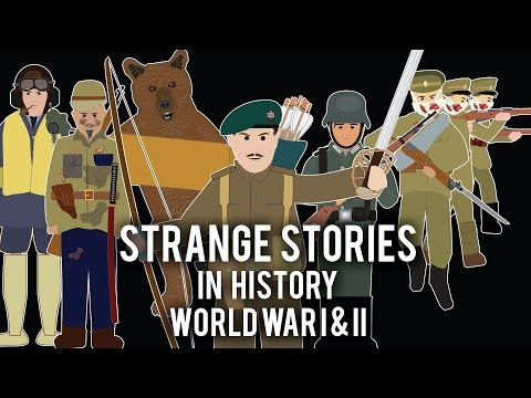 Strange Stories in History - Compilation  Series 1