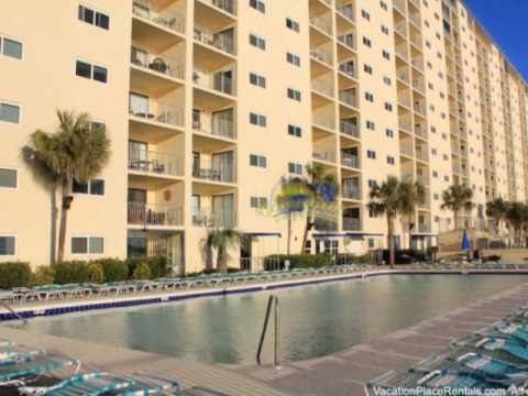 Regency Towers Vacation Condominiums on Panama City Beach Florida