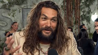 Jason Momoa Teases What to Expect From 'Bigger' 'Aquaman' Sequel (Exclusive)