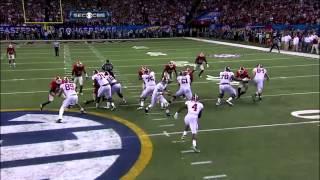 Alabama Vs. Georgia 2012 SEC Championship: Amari Cooper's game winning touchdown!