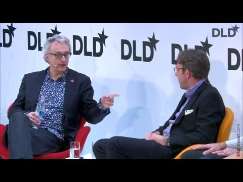 Ownership with Passion (Max Levchin, Thomas von Koch, Klaus Hommels, David Kirkpatrick) | DLD15