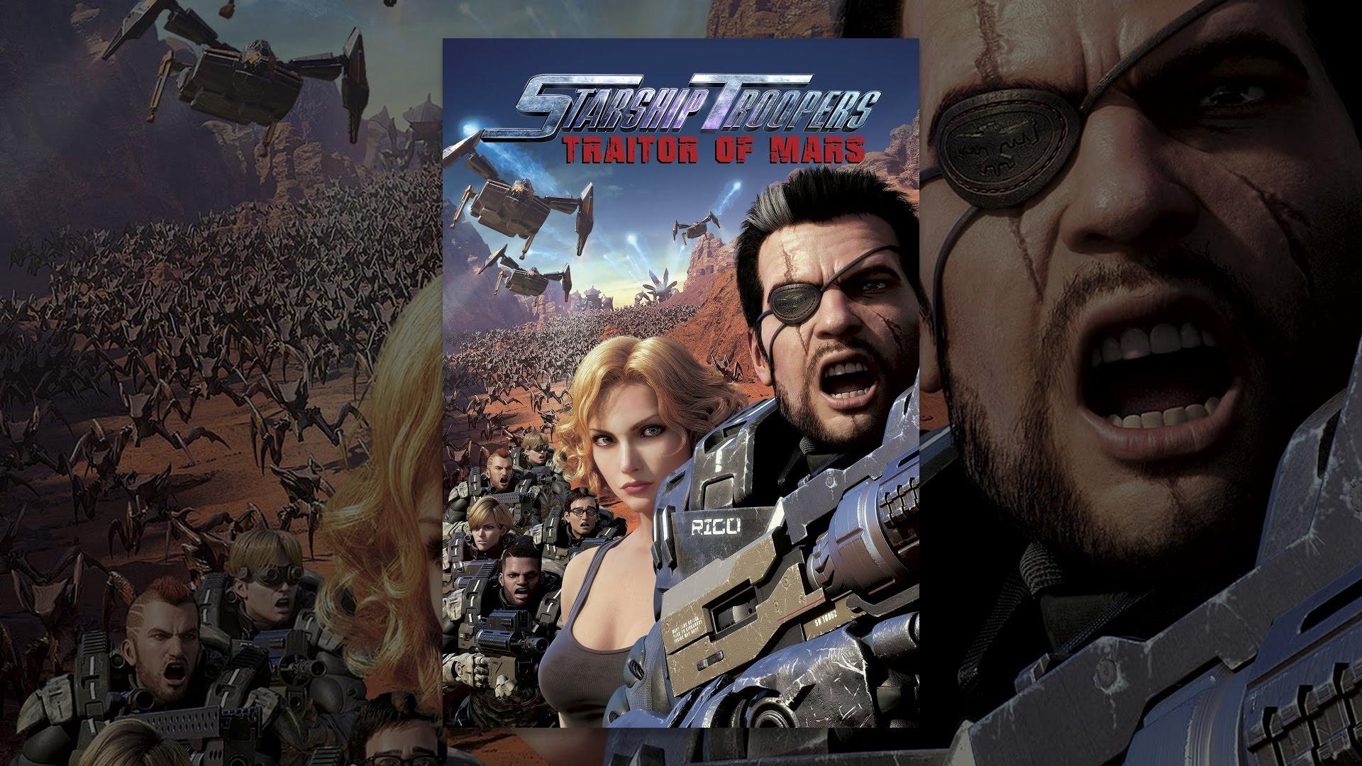 Starship Troopers: Traitor of Mars (VF)