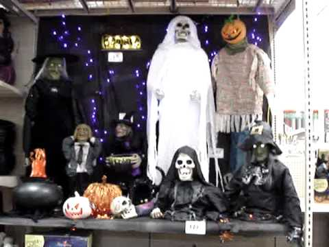 menards 2012 big decoration area - Menards Halloween Decorations
