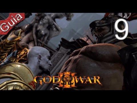 God of War 3 | Parte 9 | La Muerte de Heracles | Español