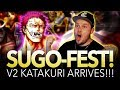 WELCOME TO THE SLAM JAM! V2 KATAKURI SUGO-FEST PULLS! Part 1! (ONE PIECE Treasure Cruise)