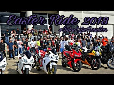 Easter Ride 2018   Bike Life Houston   Moto Meet-Ups & Rides