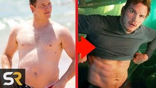 Repeat youtube video 10 Actors Who Got RIPPED For Superhero Roles (And How)