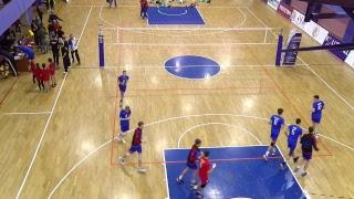 Volleyball EEVZA U-15 Men Championship 17.12.2018 Day5
