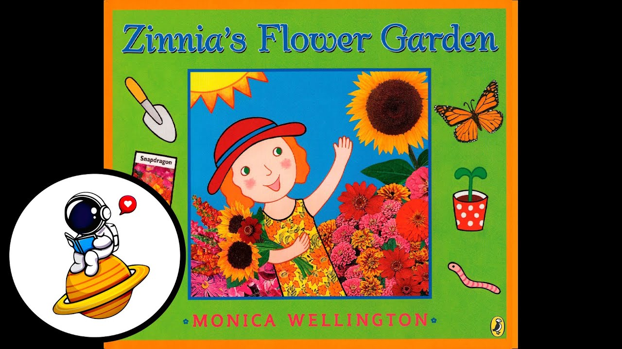 Zinnia S Flower Garden