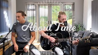 Blue Lights - Jorja Smith - About Time Acoustic Cover