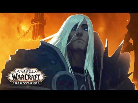 Jaina's Last Meeting With Arthas \u0026 New Mourneblade [World Of Warcraft: Shadowlands]
