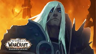 Jaina's Last Meeting with Arthas & New Mourneblade [World of Warcraft: Shadowlands]