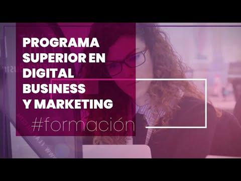 Programa Superior en Digital Business & Marketing-The Valley