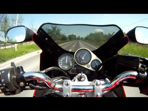 Yamaha FZS 600 Fazer 0-160 km/h