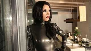 Repeat youtube video lovely latex doll Mia - THE RENDEZVOUS
