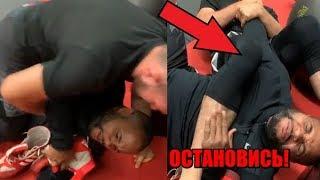 Хабиб УРОНИЛ Даниэля Кормье и болезненно провел ему болевой / Лобов в ярости на фанатов!