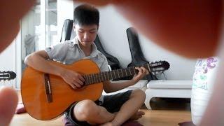(GPT guitar SCHOOL) Bài 5A NHỎ ƠI (+ Hợp âm Chord)