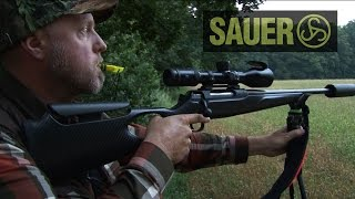 Hunt with Kristoffer Clausen and his Sauer 404 Syncro XTC winner is Johan Börjesson