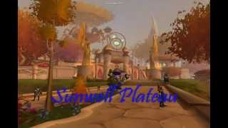 Excalibur WoW Private Server Video 2012