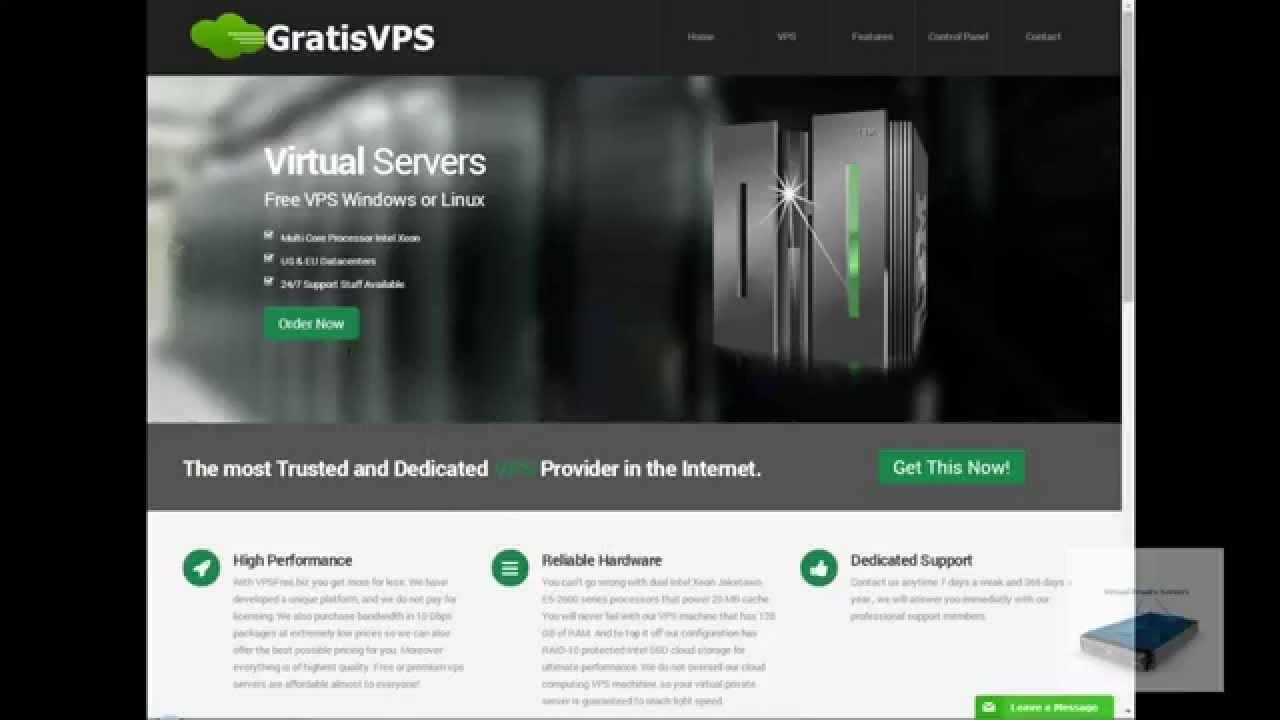 VPS Gratis Windows & Linux 2014 [Para Holos y Minecraft ...