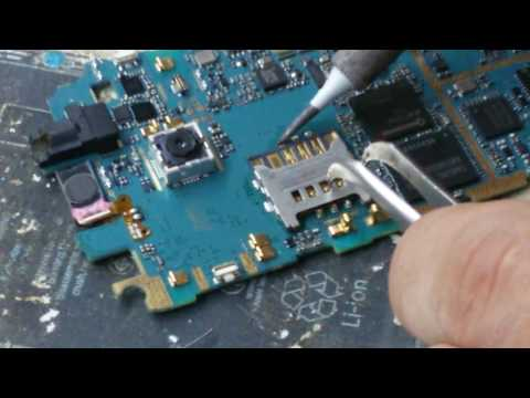 how to repair sim card