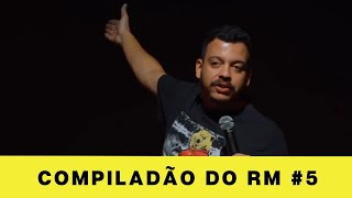 RODRIGO MARQUES - COMPILADO #5  - STAND UP COMEDY