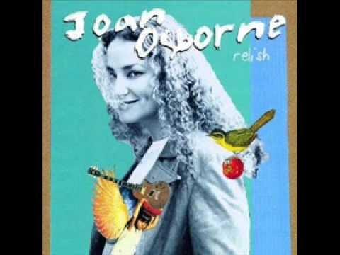 Клип Joan Osborne - Man in the Long Black Coat