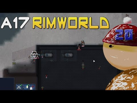Морлёд 20 - Raymond ( RimWorld A17 )
