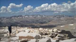 Death Valley to Mount Whitney