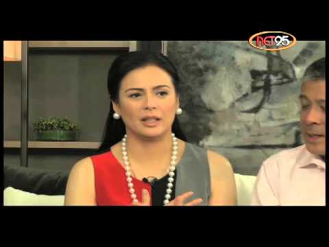 M0Ments - Cong. Anton Lagdameo and Dawn Zulueta (August 31, 2013)