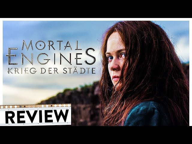MORTAL ENGINES | Review & Kritik | inkl. Trailer Deutsch German