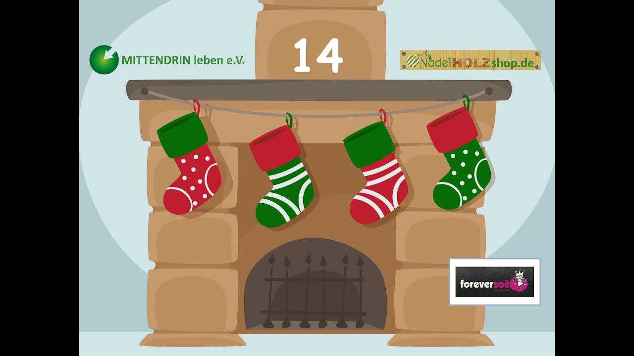 24 Geschenkideen im Advent - Clip 14/24 - YouTube