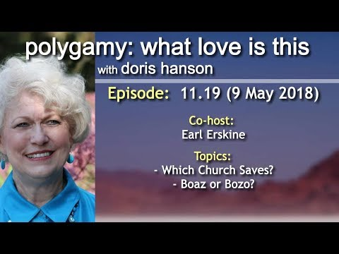 1119 - Polygamy What Love Is This - 9 May 2018