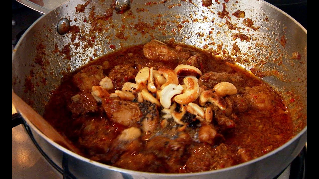 Pork Vindaloo - Indian Food Made Easy with Anjum Anand - BBC Food