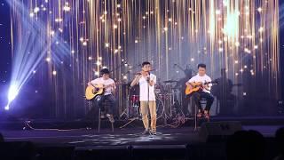 Mưa trên cuộc tình (Nhạc Hoa) - Sáo trúc Tin Le