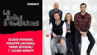 La Boîte à Questions d'Élodie Fontan, Philippe Lacheau, Tarek Boudali et Julien Arruti – 05/02/2019