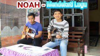 Noah - Mendekati Lugu Cover By Jfour
