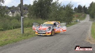 WRC Rally Finland 2013 SS1 Himos