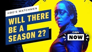 Will There Be a Watchmen Season 2? Damon Lindelof Weighs In - IGN Now