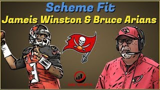 Fantasy Football 2019 - Scheme Fit: Jameis Winston and Bruce Arians