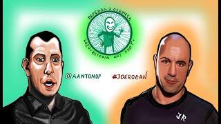Джо Роган #844 Андреас Антонопоулос – Биткоин, блокчейн, деньги, беженцы и мошенники без трусов.