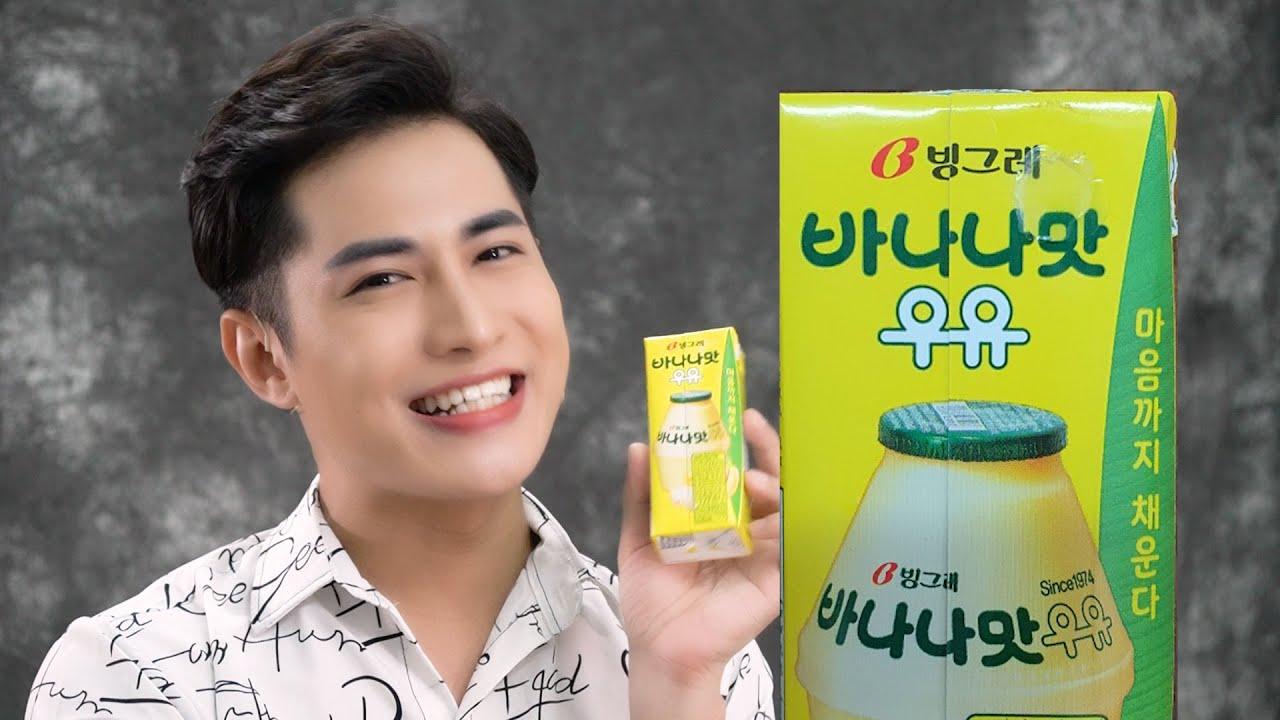 [Tập 1] Học tiếng Hàn từ hộp SỮA CHUỐI 마음 - 채우다 - 필요하다   WONDER HU