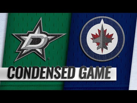 01/06/19 Condensed Game: Stars @ Jets